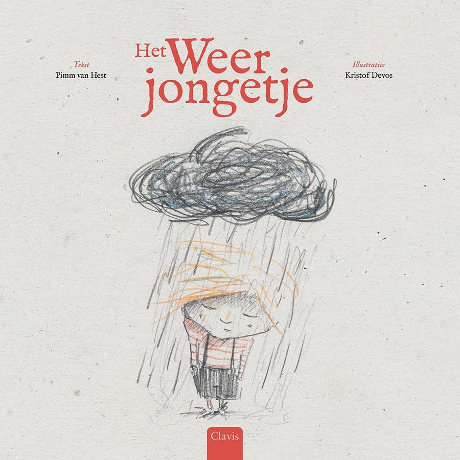 cover van Het Weerjongetje