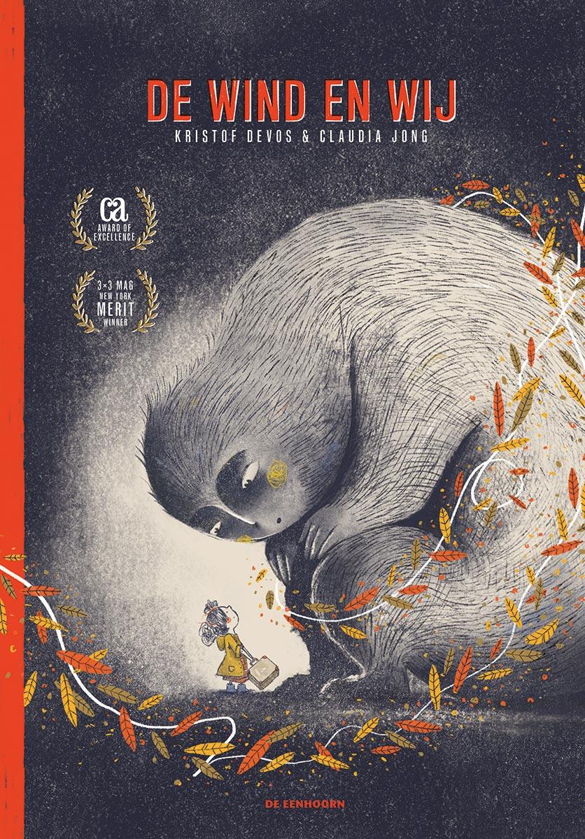 Kinderboeken door illustrator Kristof Devos