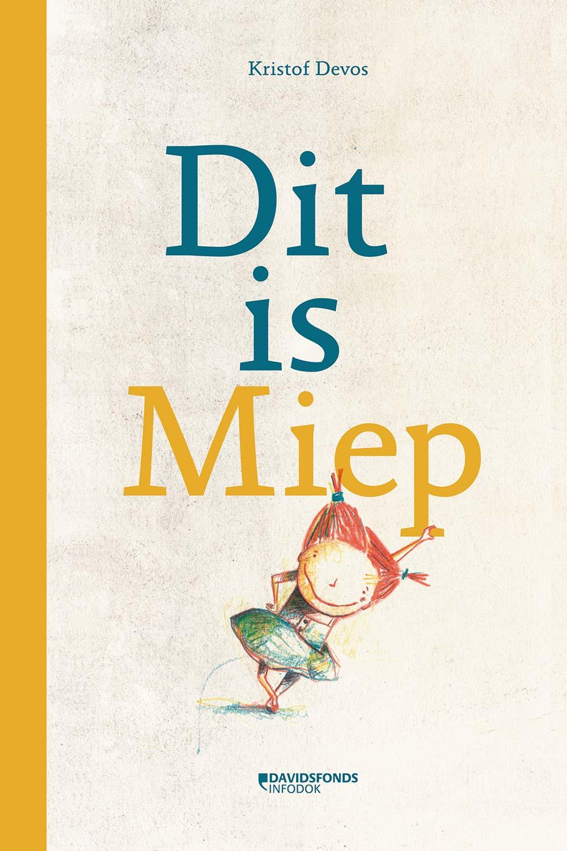 Boekcover van Dit is Miep