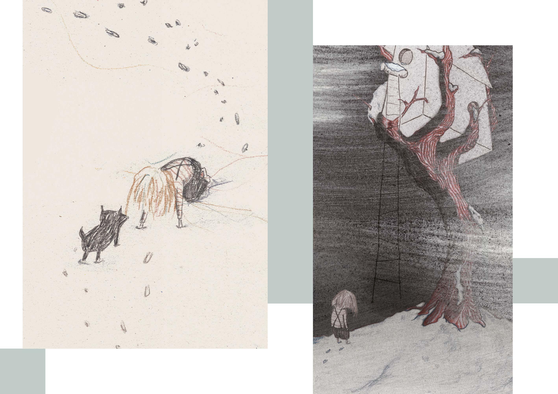 Het Weerjongetje, geïllustreerd door Kristof Devos