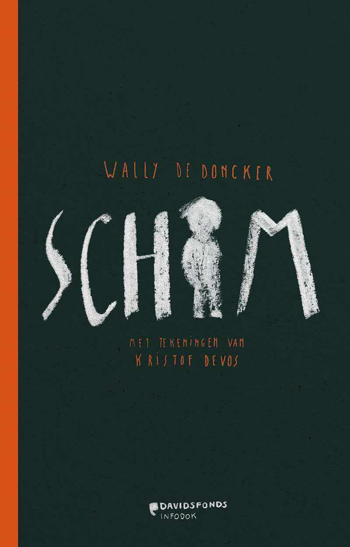 Cover van Schim, een boek van Kristof Devos